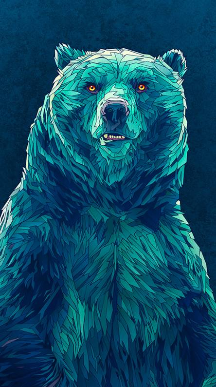 Grizzly Bear Wallpapers Free By Zedge