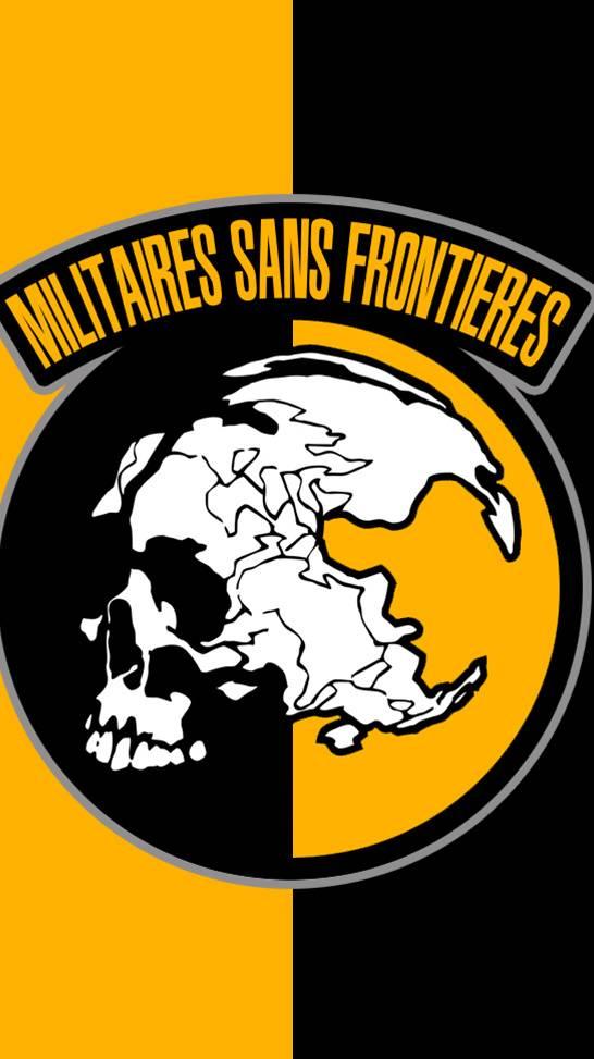 MSF Metal Gear Solid