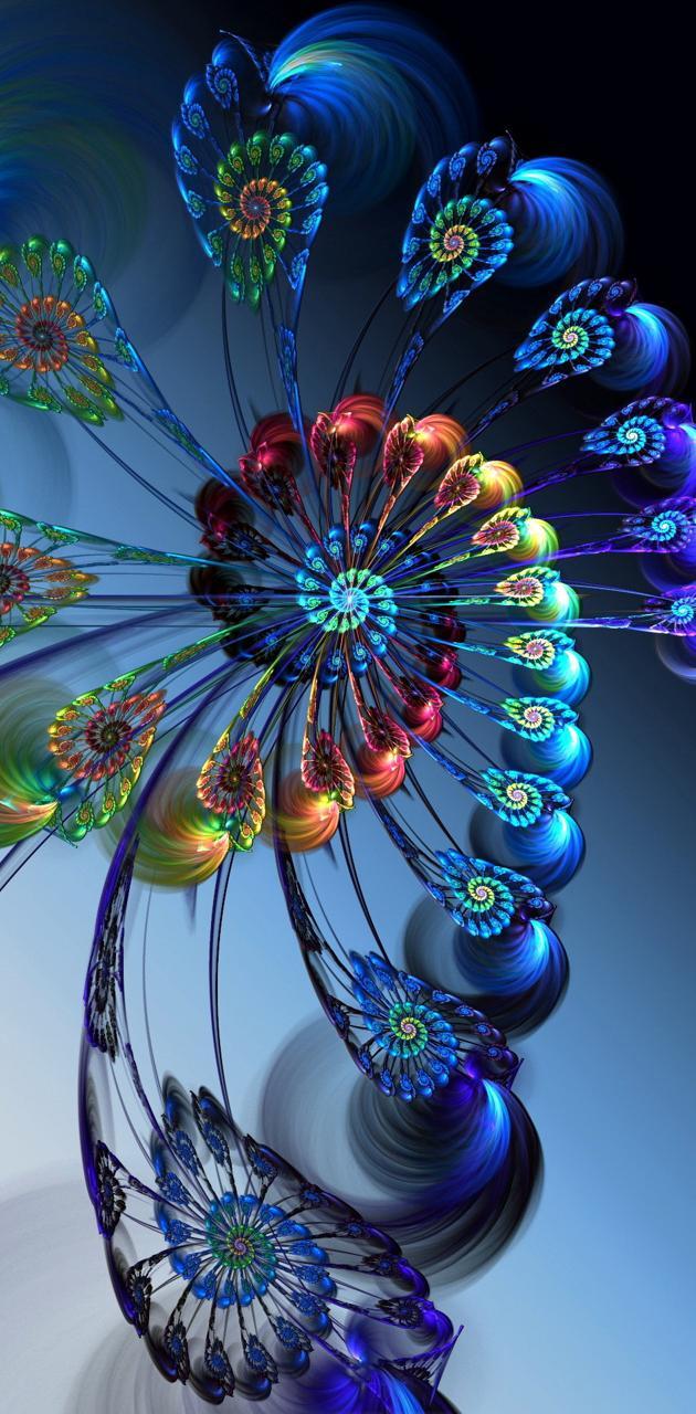 Colorful Figure