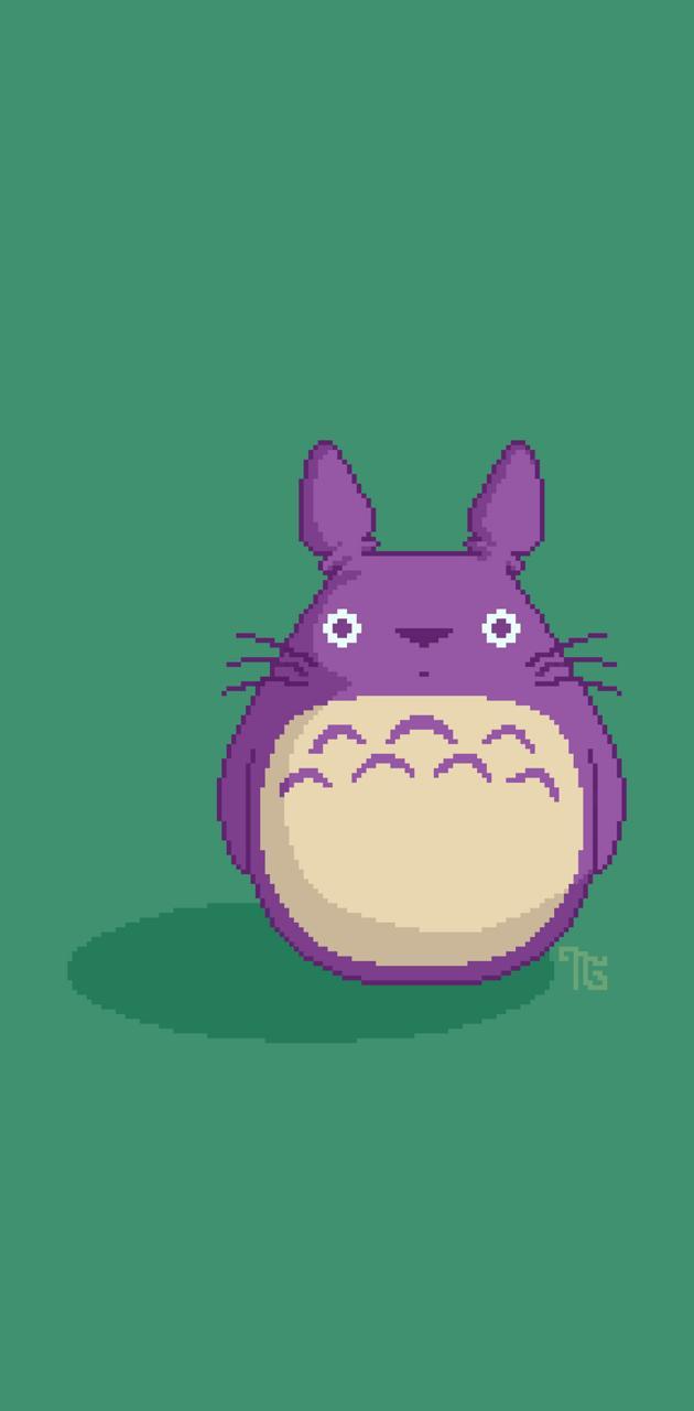 Pixel Totoro
