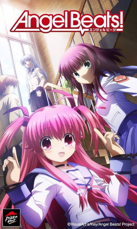 Angel Beats Wallpaper By Pdre90 01 Free On Zedge