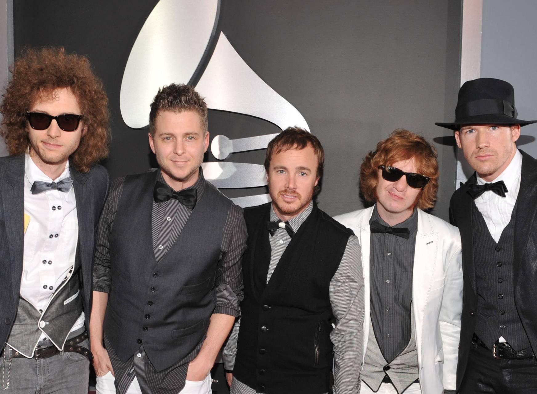 Onerepublic Grammys