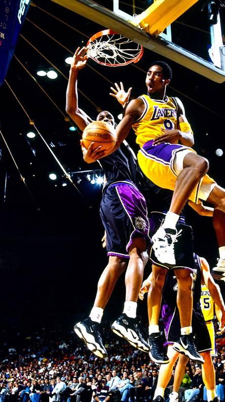 Kobe Reverse Layup
