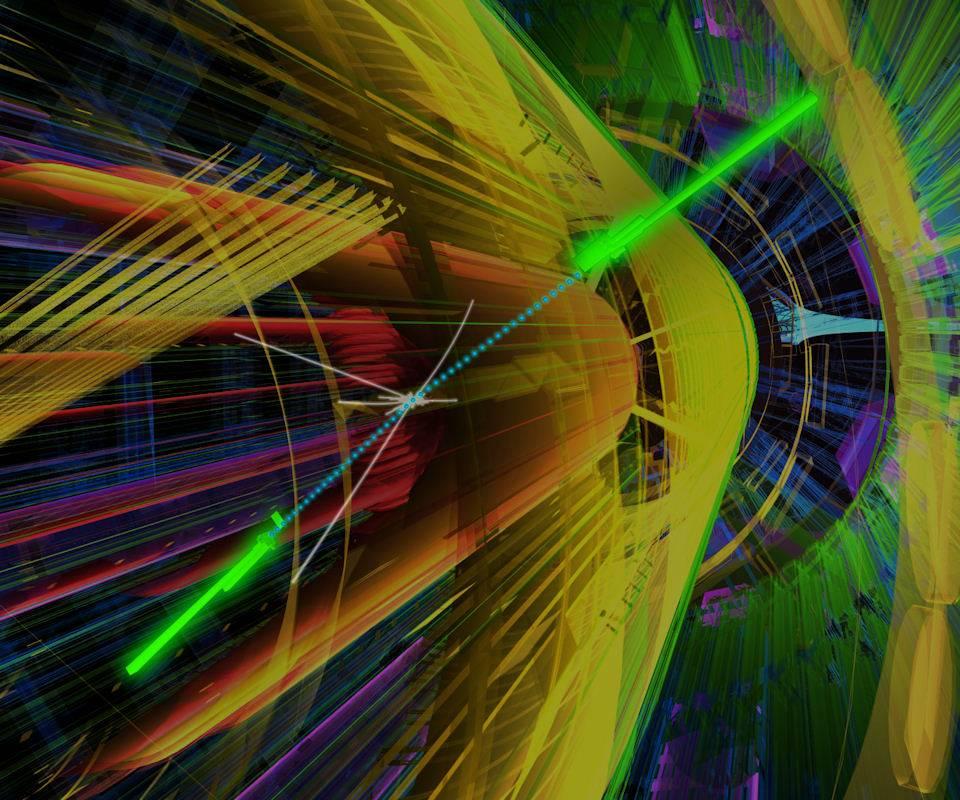 Higgs Bosin Particle