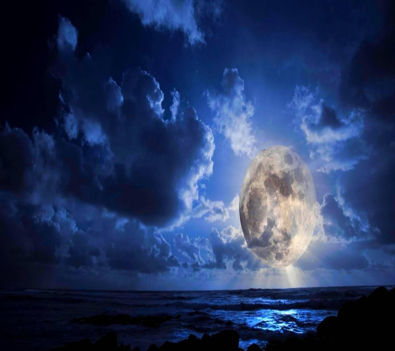Full Moon Night