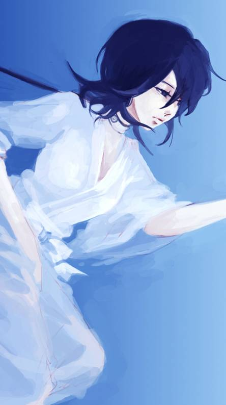 Rukia Kuchiki 1