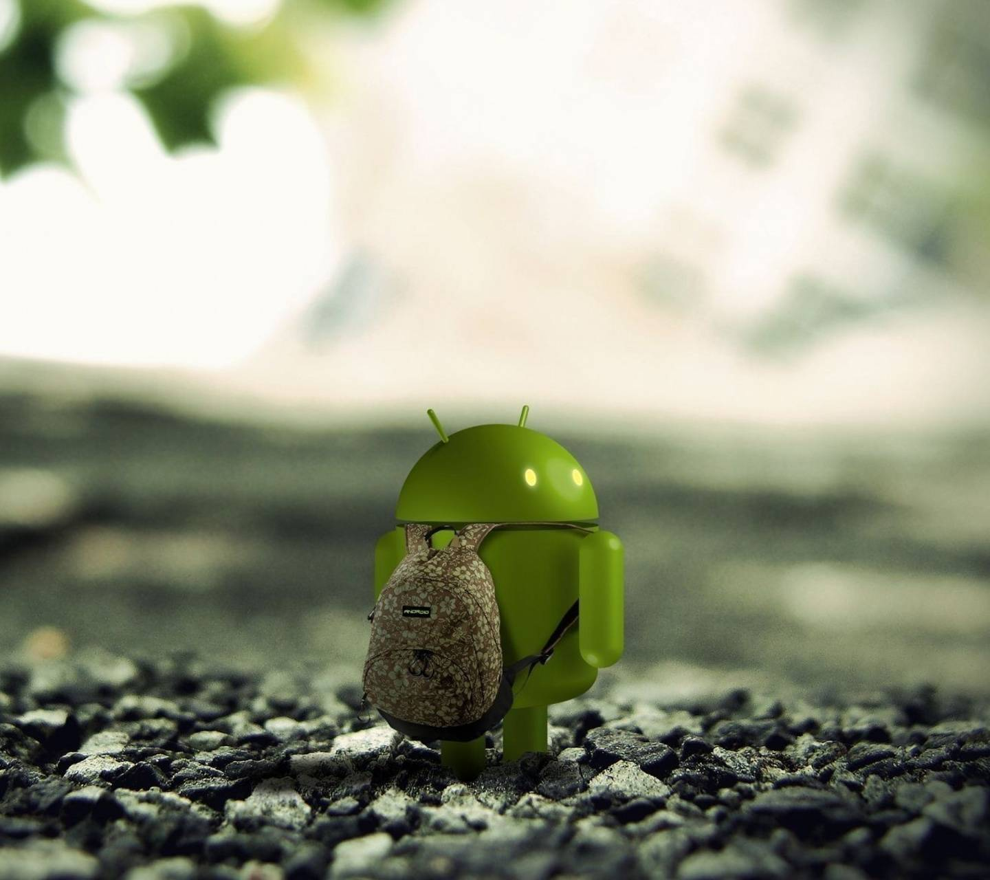 Android Backpack