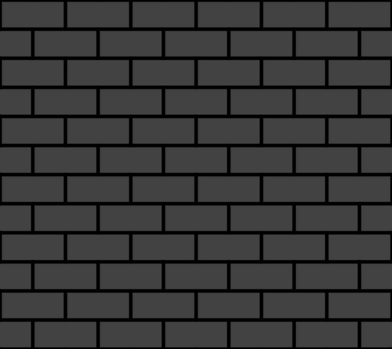 Blackgrey Brickwall