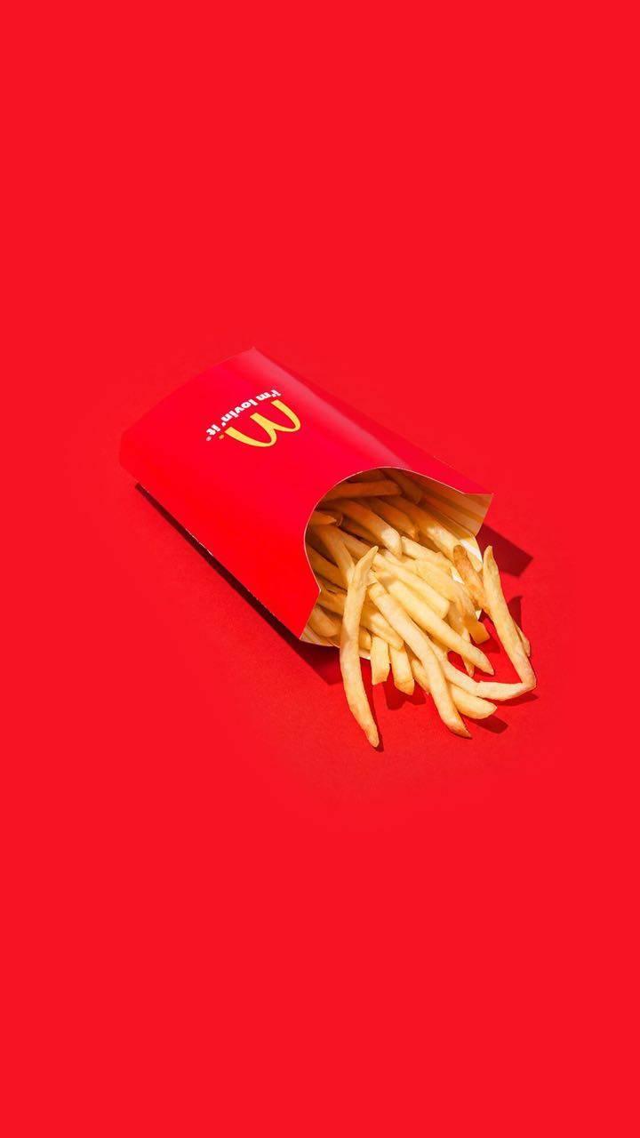 Potato in red