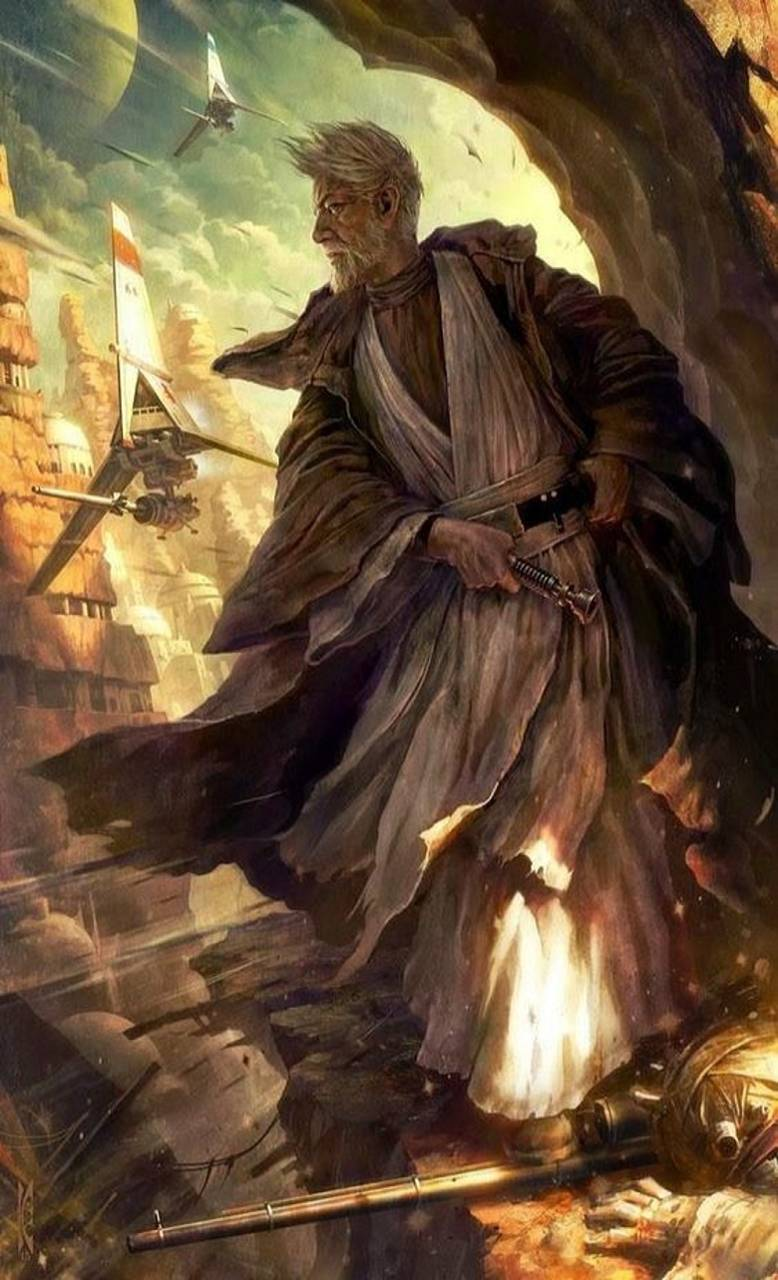 Obi Wan Wallpaper By Whiskylover98 09 Free On Zedge
