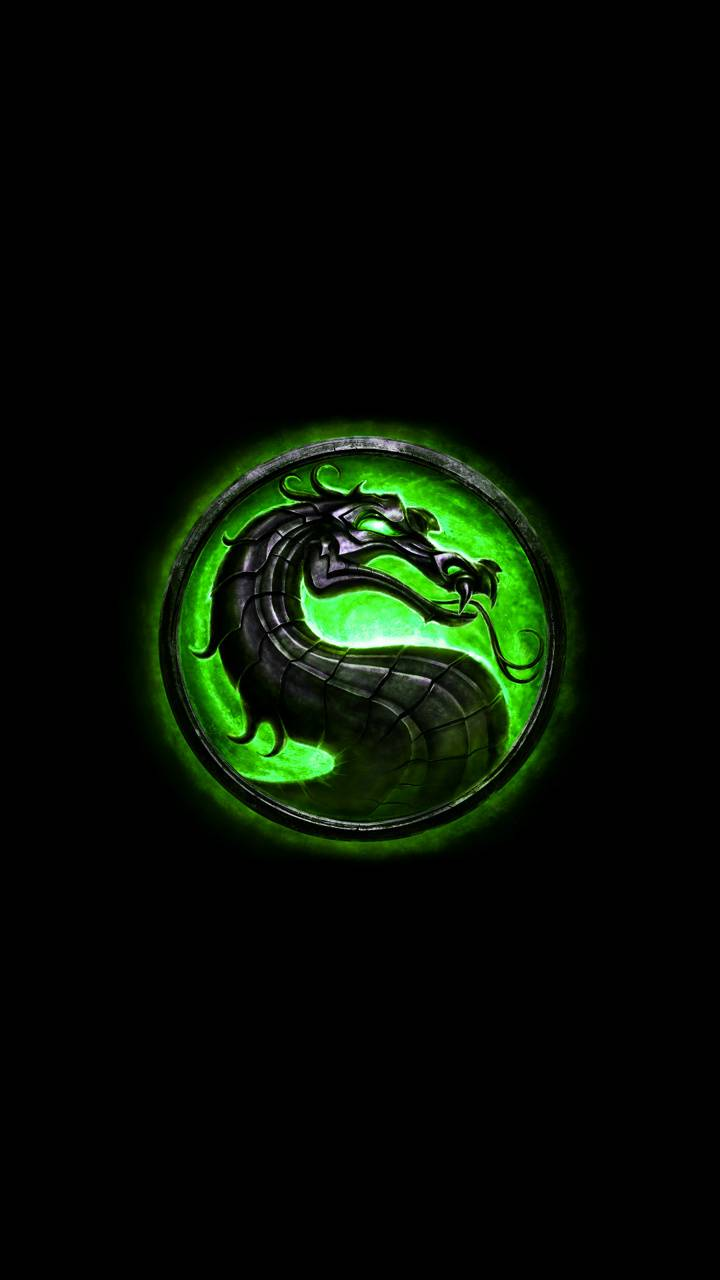 Mortal Kombat Green