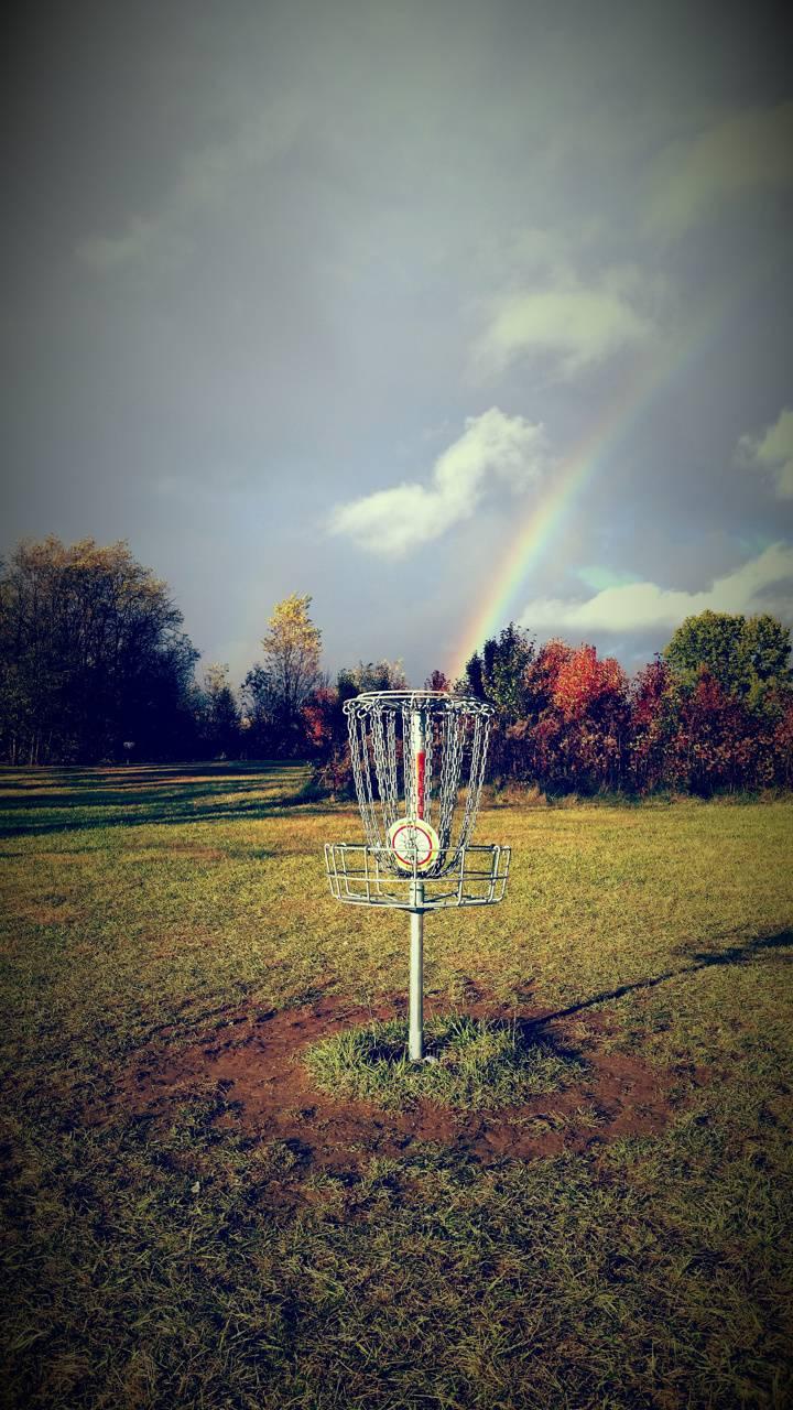 Disc golf love wallpaper by ohiobread