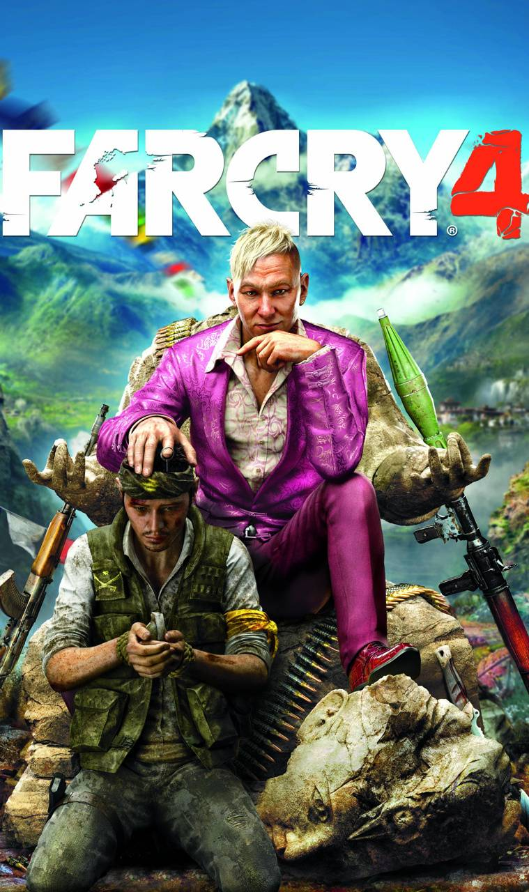 Far Cry 4 Wallpaper By 5a5630r63 24 Free On Zedge