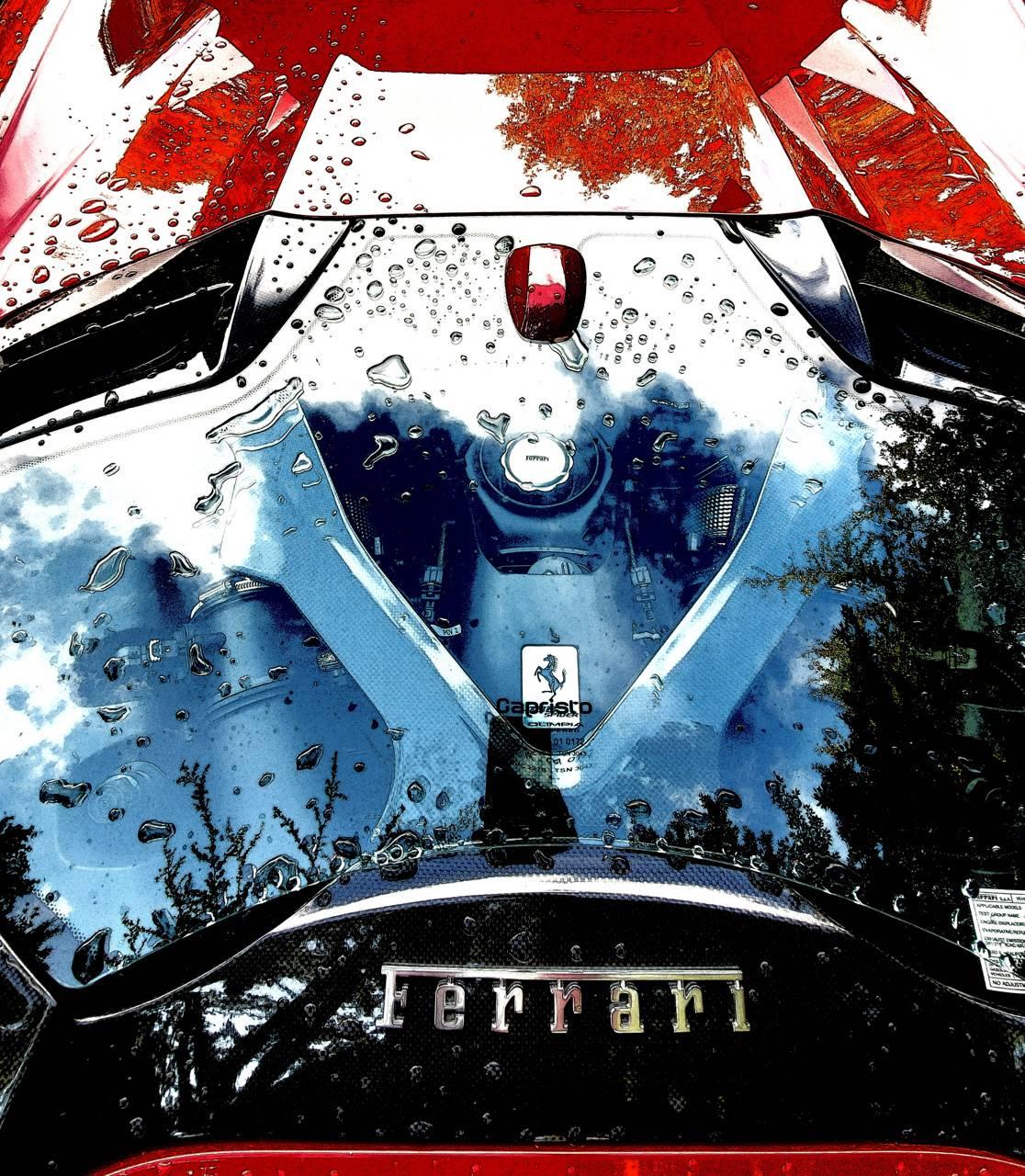 Ferrari Rain