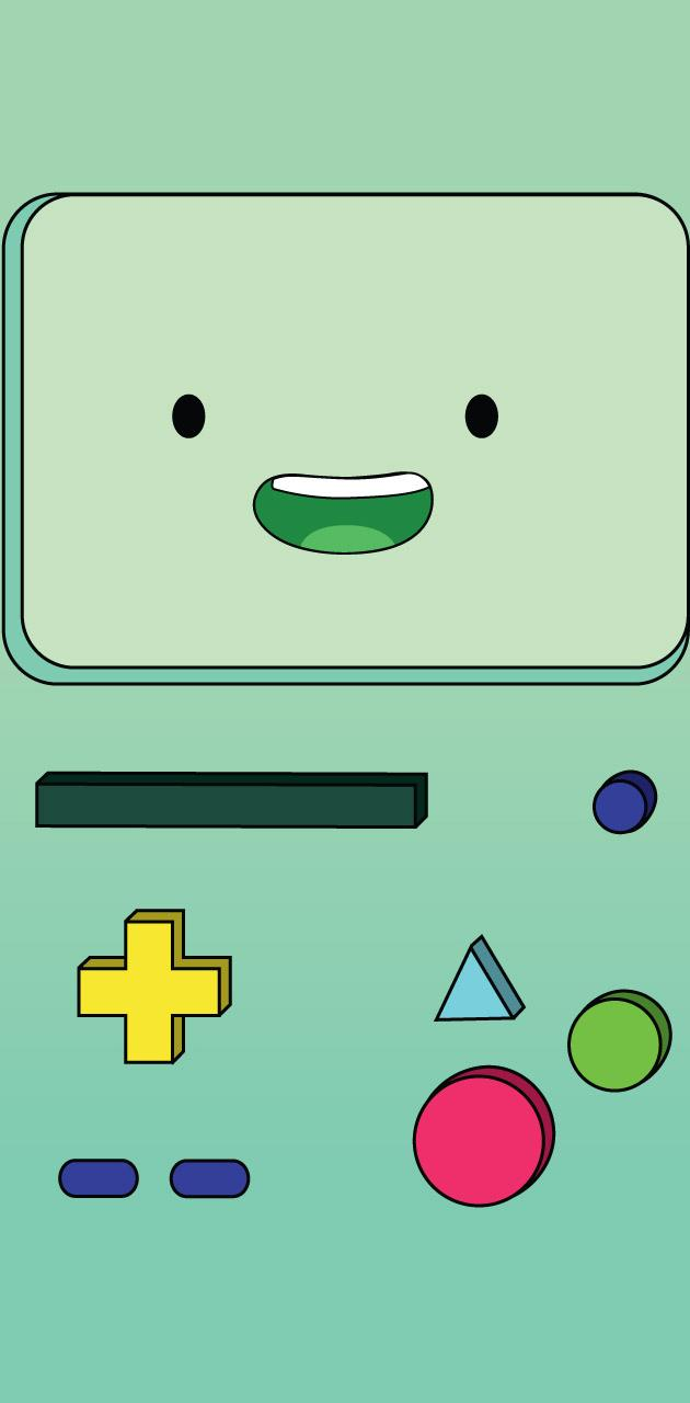 Adventure Time Beemo