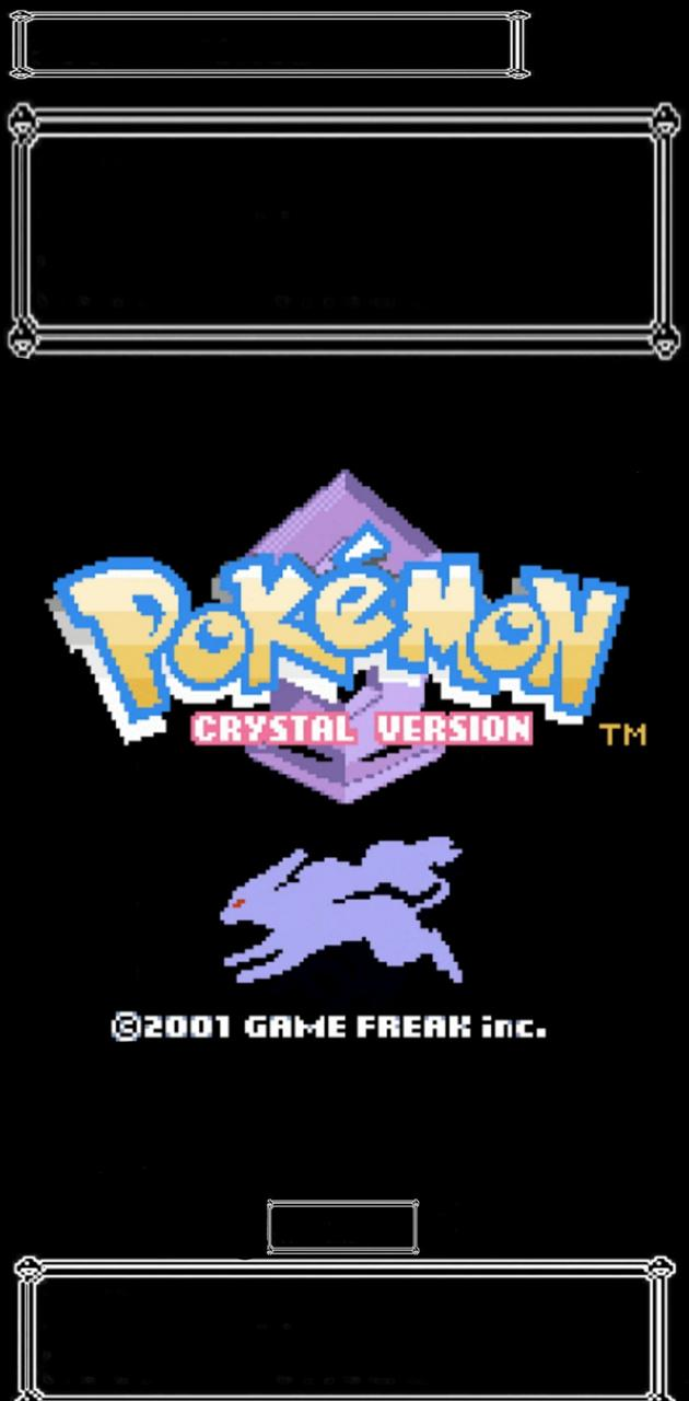 Pokemon Crystal Vers