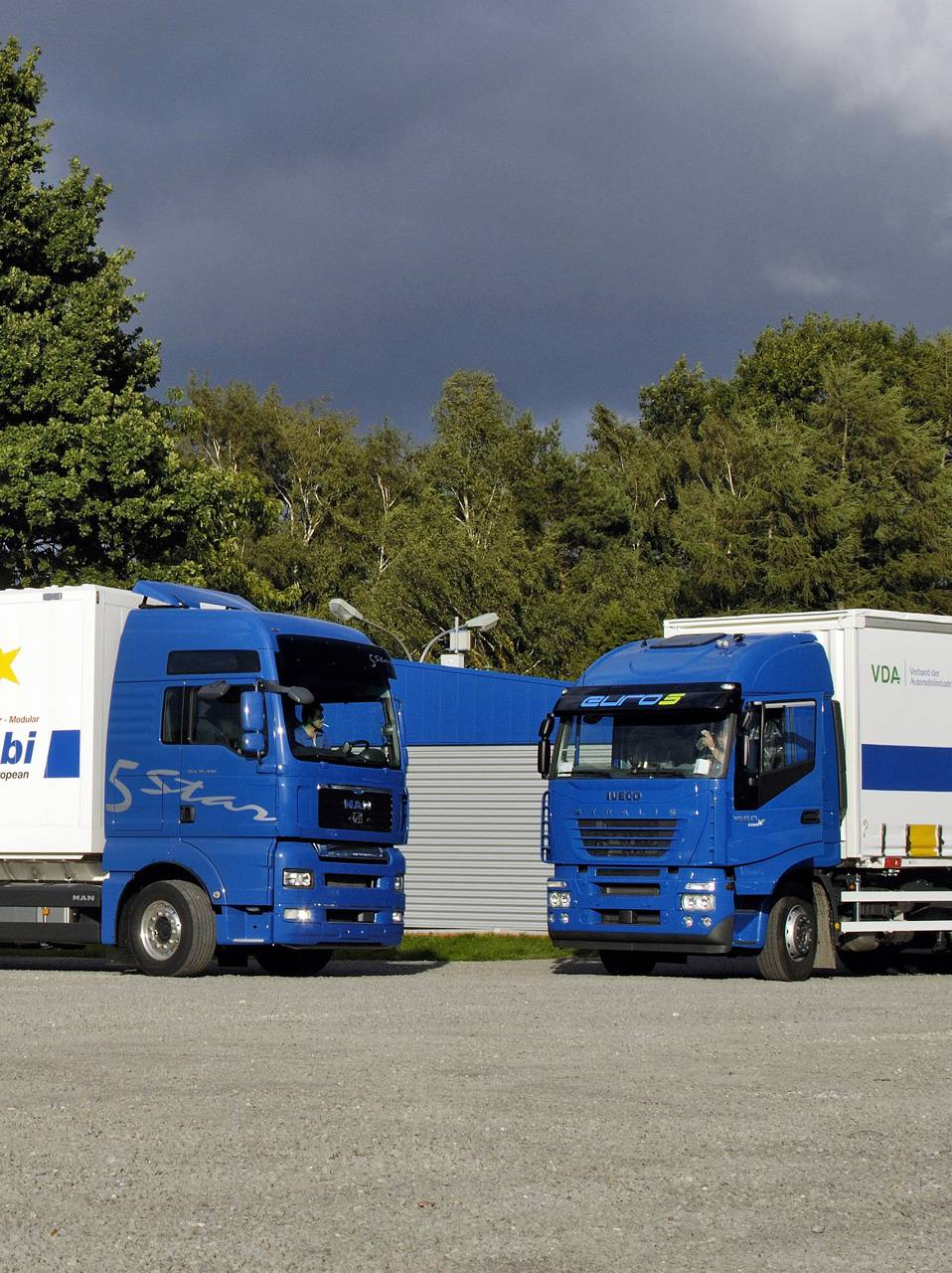 Man And Iveco