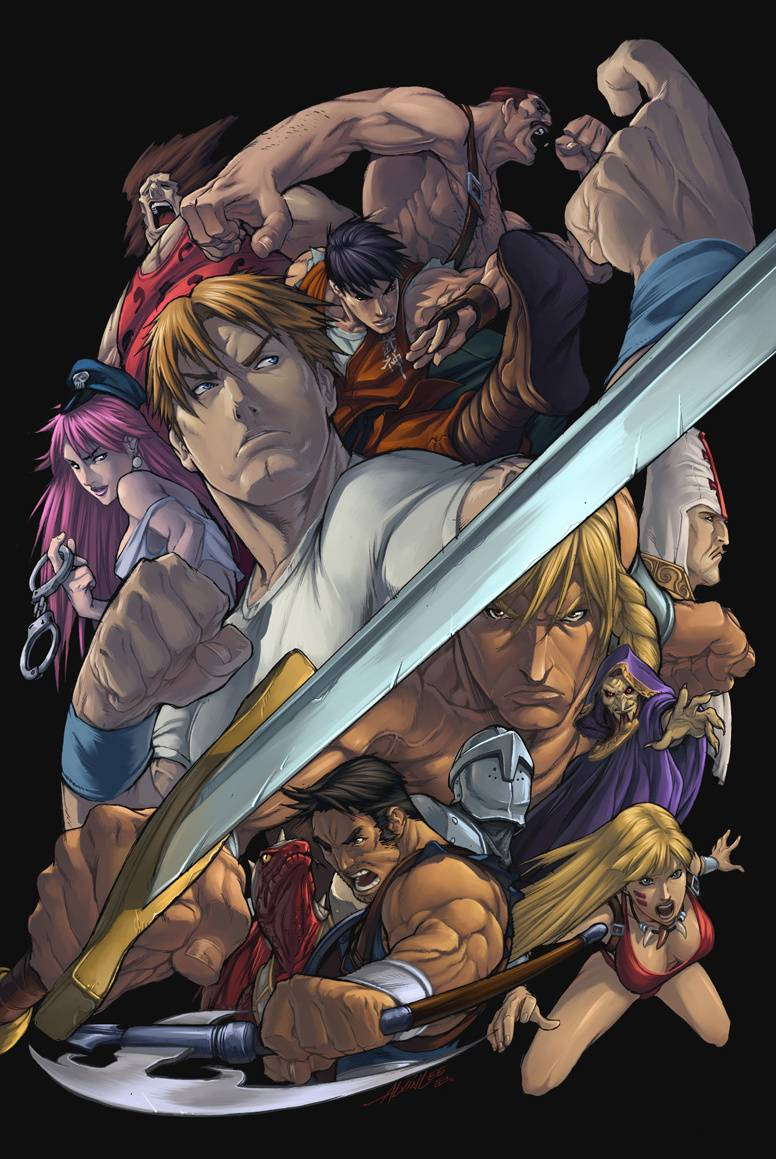 Final Fight Di Wallpaper By Gabe98 4f Free On Zedge