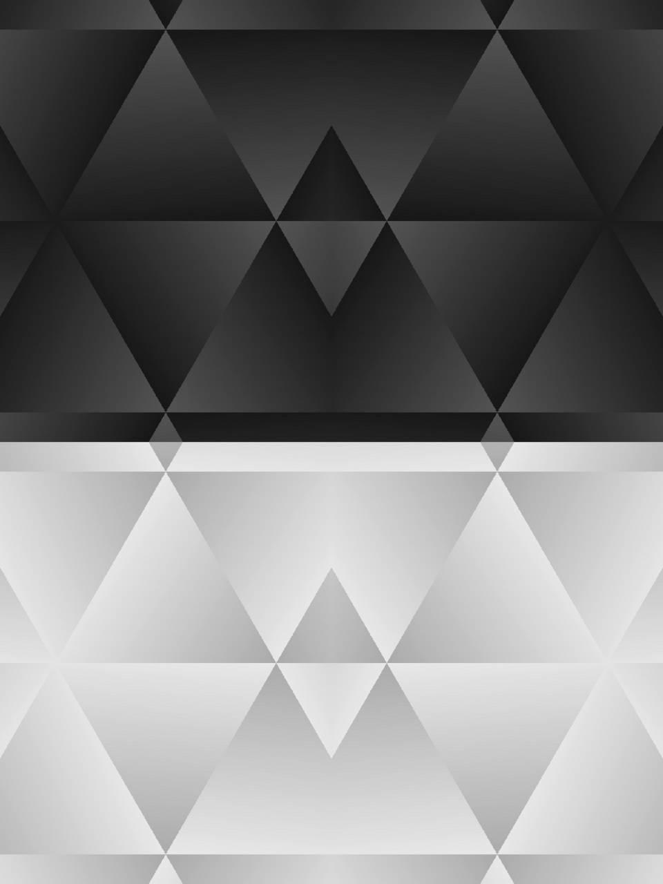 Contarst triangles