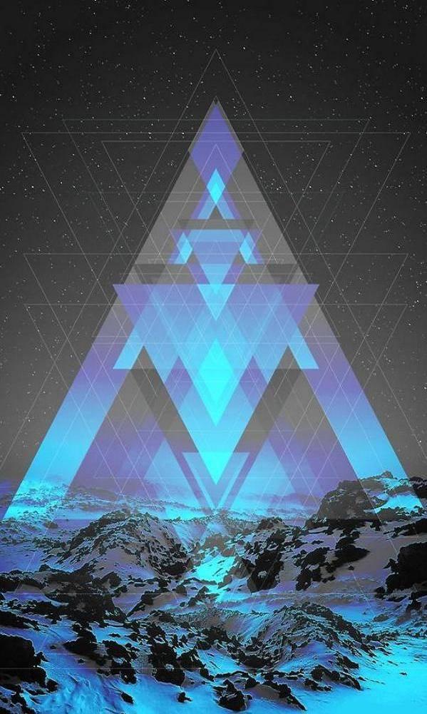 Piramid in Winter