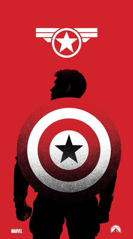 Captain America Wallpapers Free By Zedge