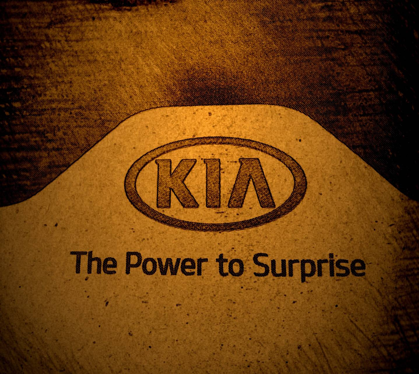 Kia brown