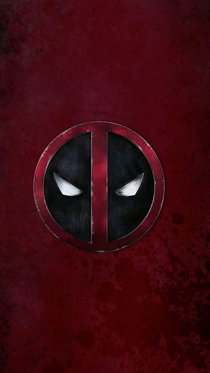 Deadpool Red Logo