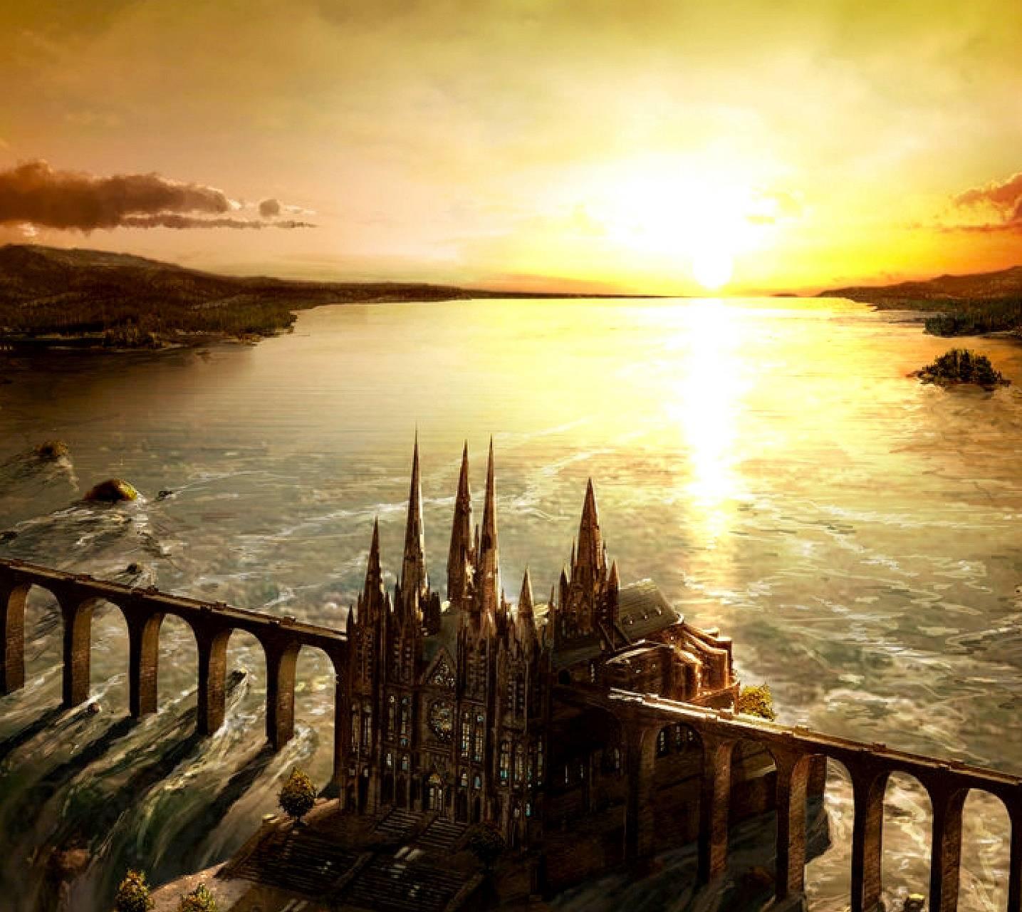 Castles Waterfalls