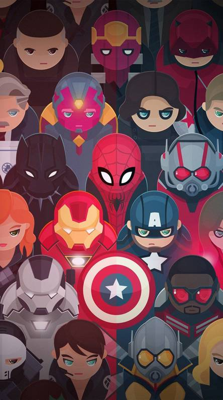 Marvel Wallpapers - Free by ZEDGE™
