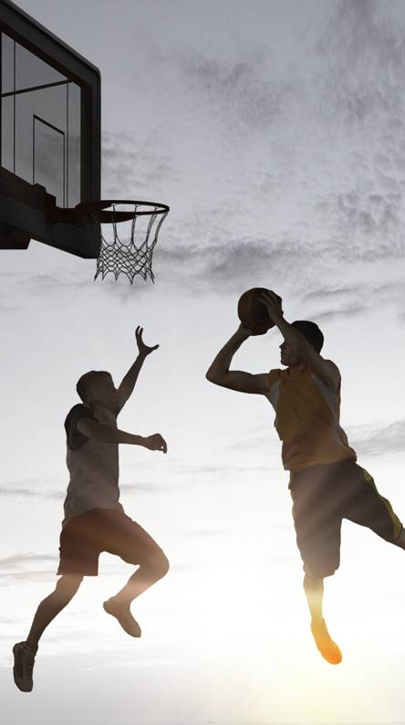 Basketball Sky Jump