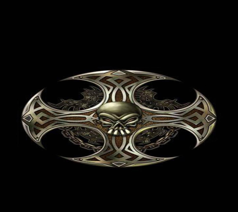 Axe Skull