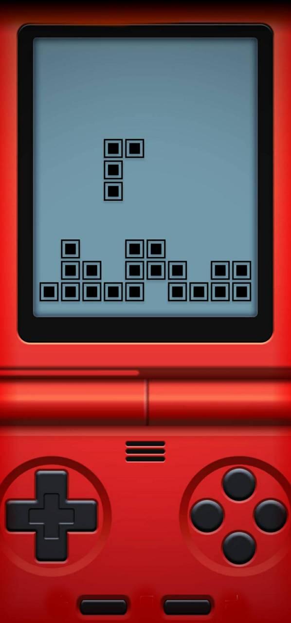 Tetris red old