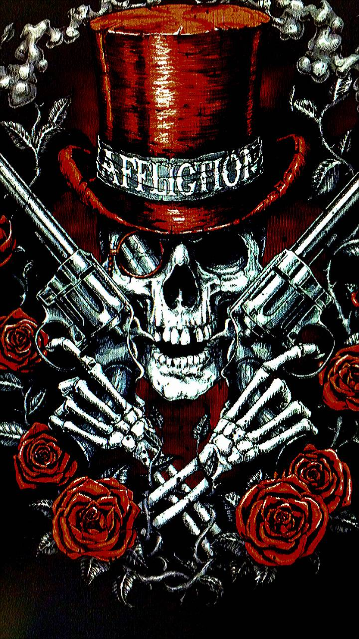 red affliction