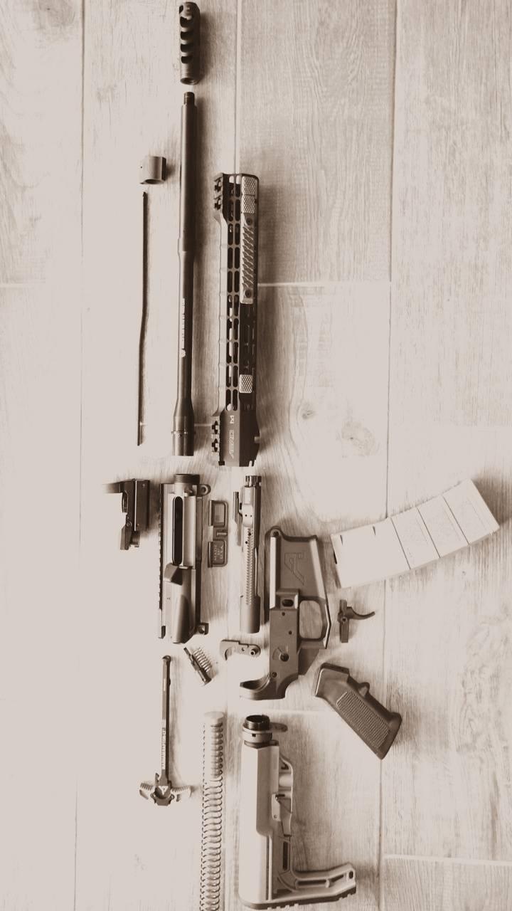 AR15 Exploded S