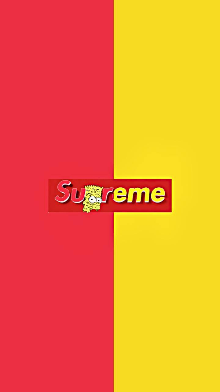 Supreme Wallpaper By Yermyn 4b Free On Zedge