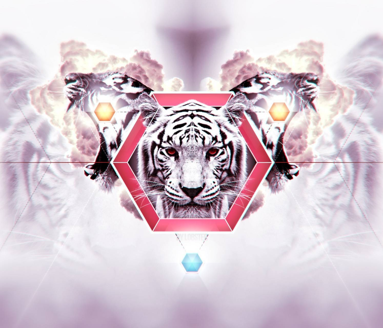 Tigers And Hexagons