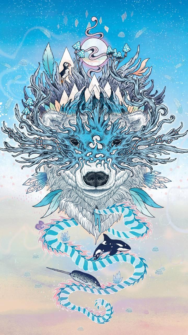 Blue Wolf Soul