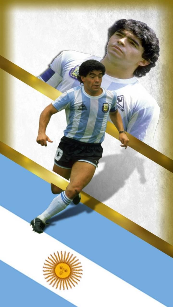 Diego Maradona Wallpaper By Kingshulian 02 Free On Zedge
