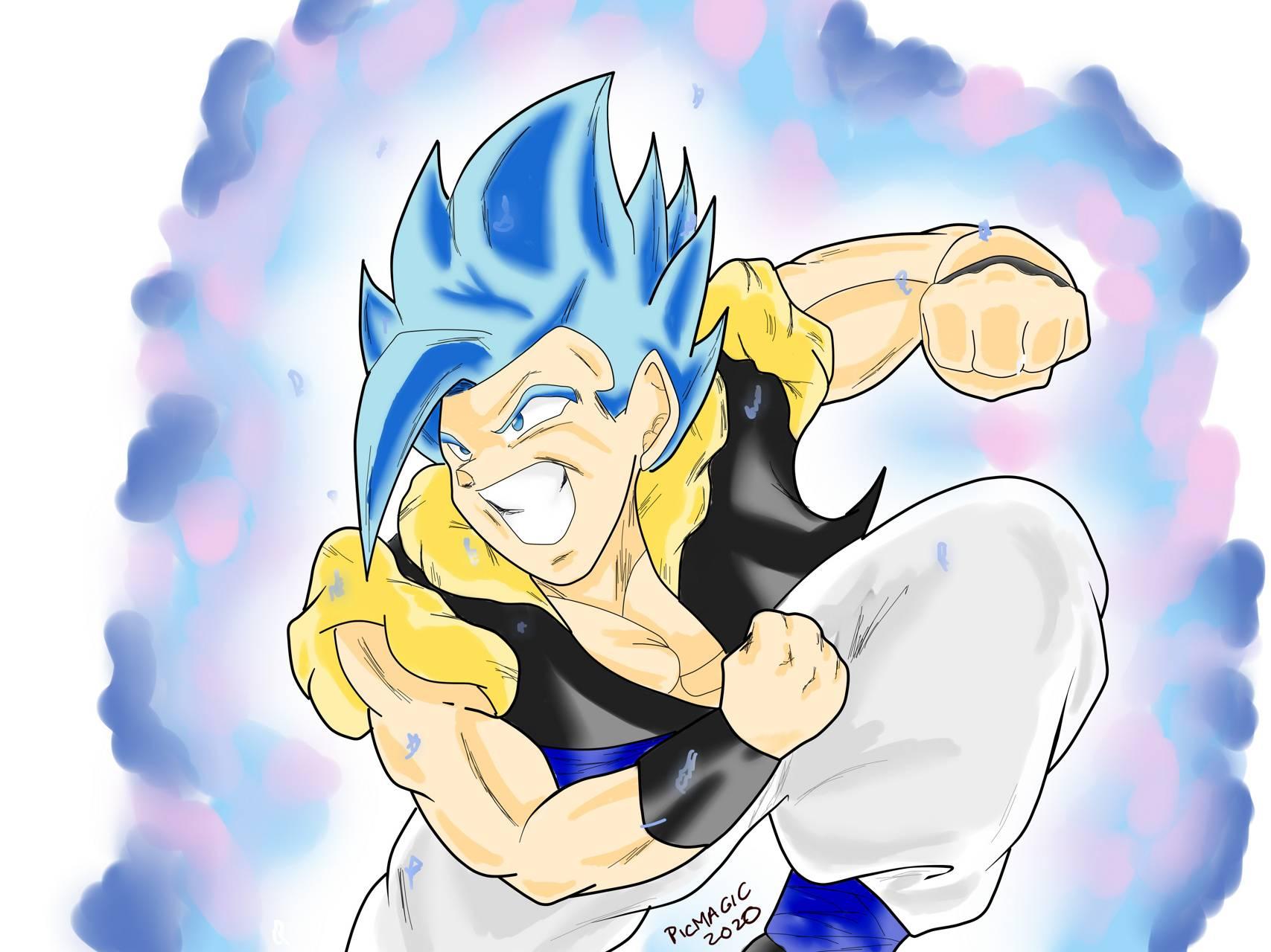 Gogeta Blue