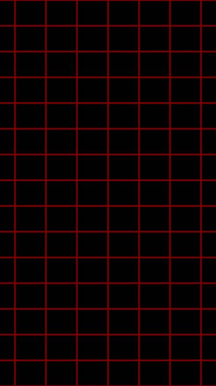 Grid Grids Red 55
