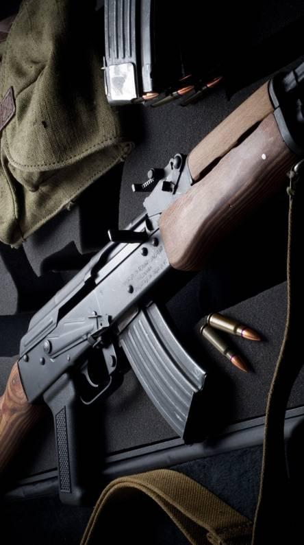 AK 47 Ammo 762X39 Kalashnikov