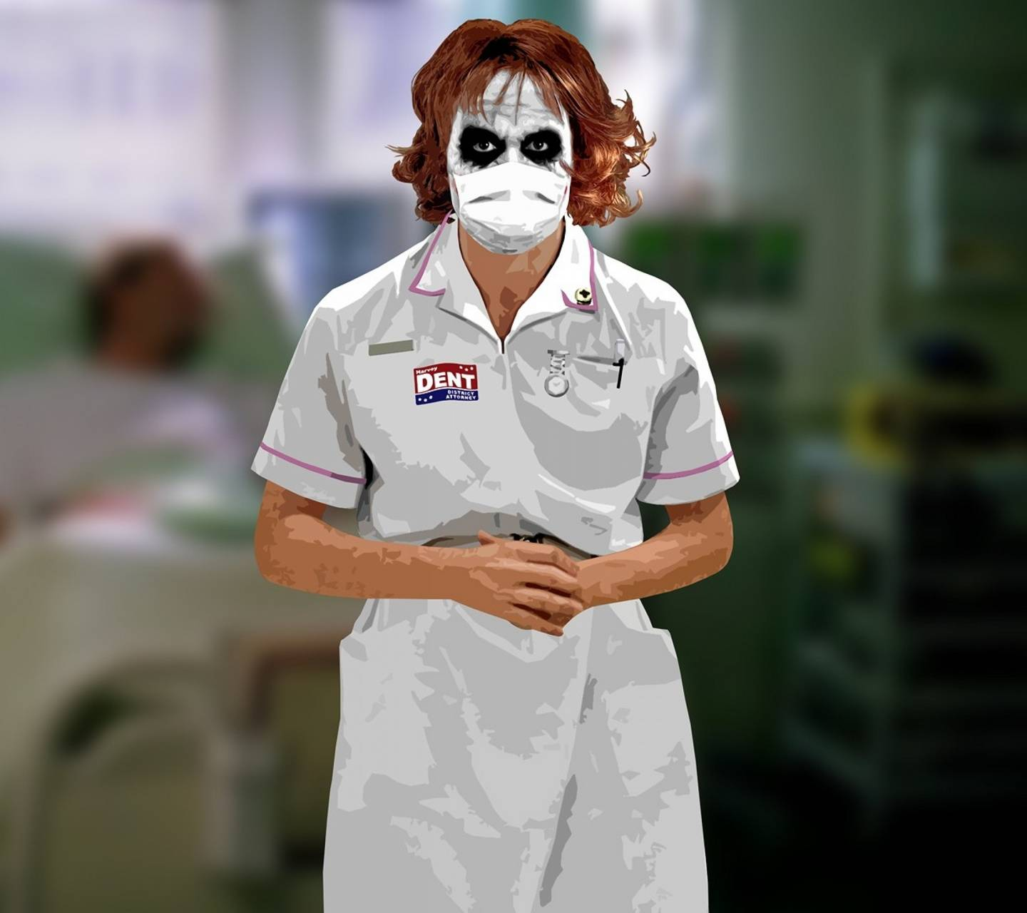 Joker Nurse Wallpaper By Rothnroller Cf Free On Zedge