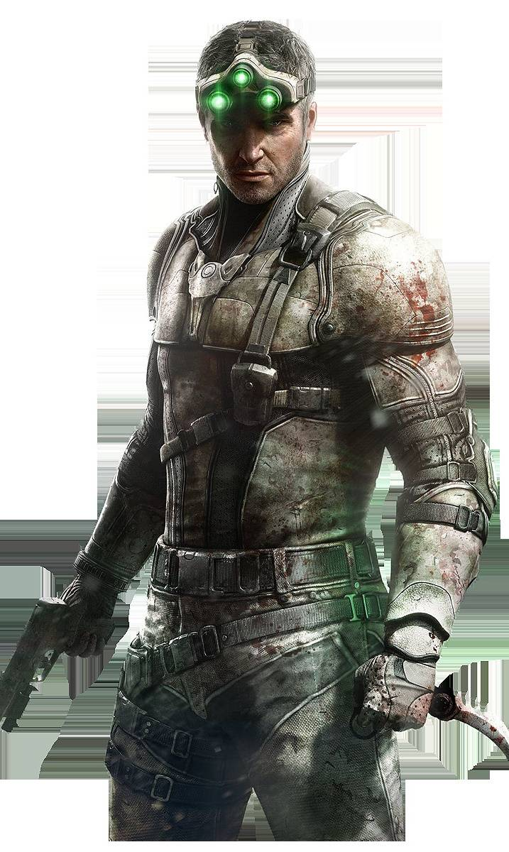 Sam Fisher Wallpaper By Seccboy23 97 Free On Zedge
