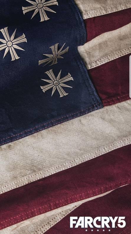 Farcry 5 flag