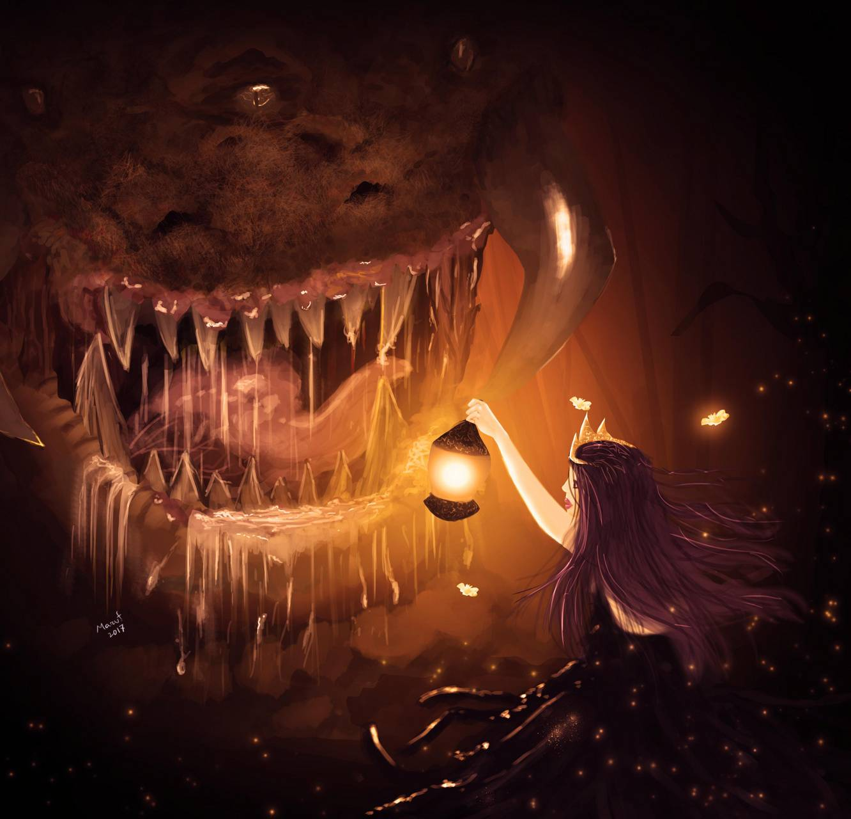 Princess and Monster