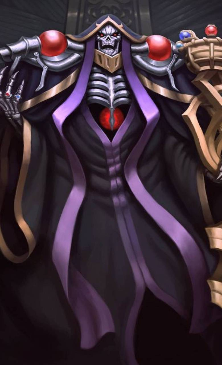 Ainz Ooal Gown Wallpaper By Kishidroid237 4e Free On Zedge