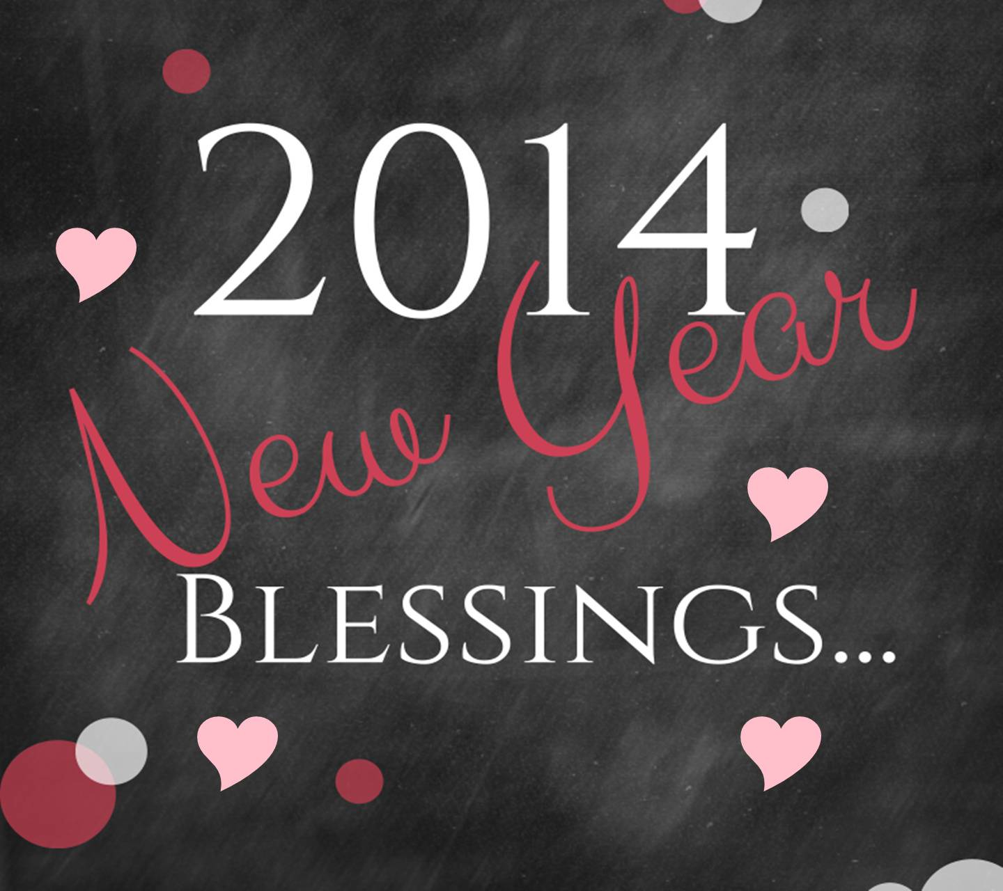 Blessings New Year