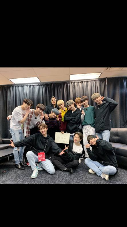 TXT and BTS