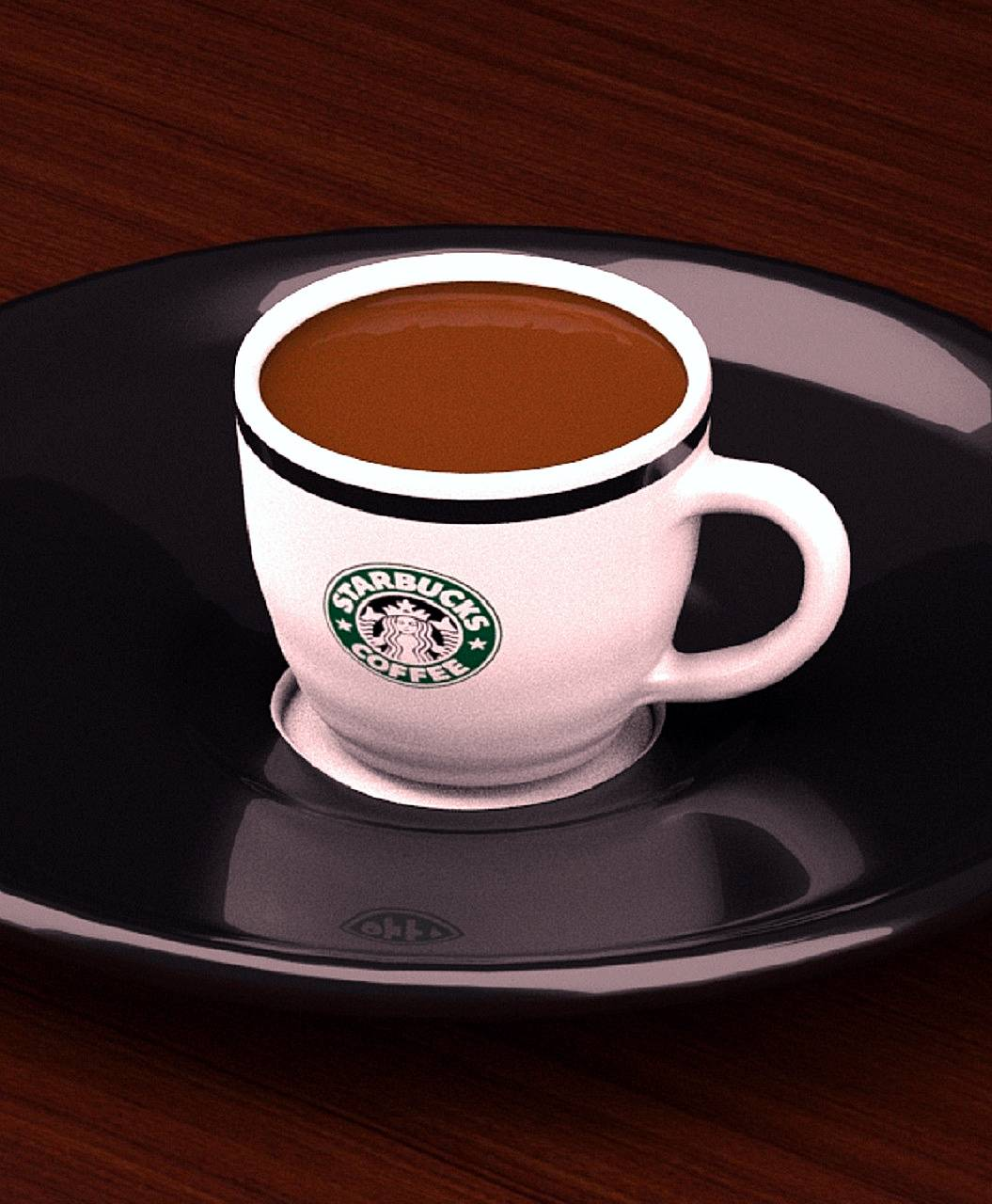 STACRBUCKS CAFFE CUP