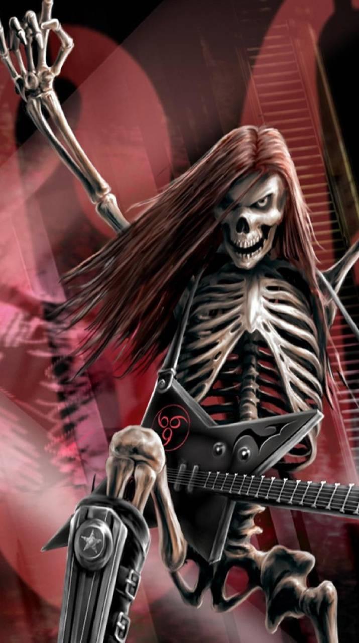 Heavy Metal Skeleton